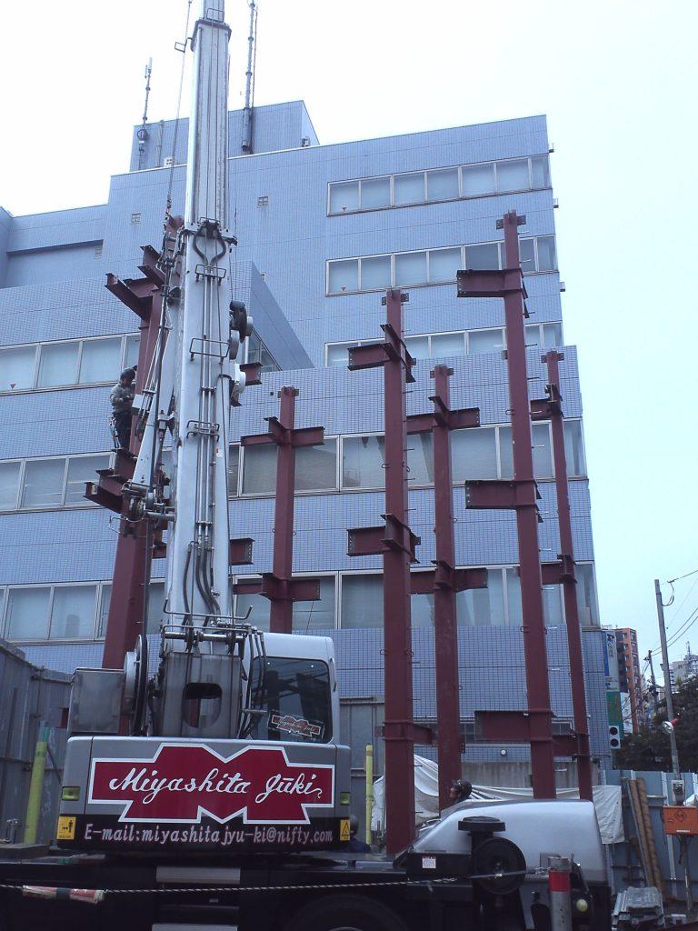 鉄骨造6階 東京都新宿区