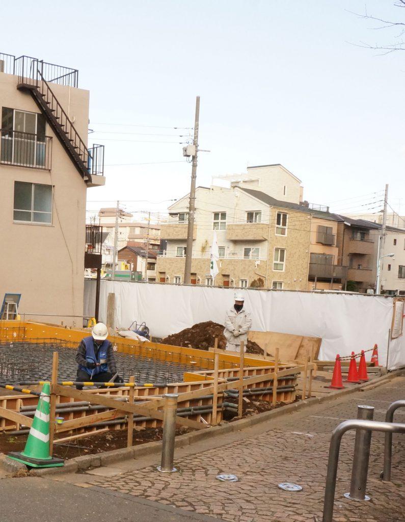 豊島区木造住宅JIO検査