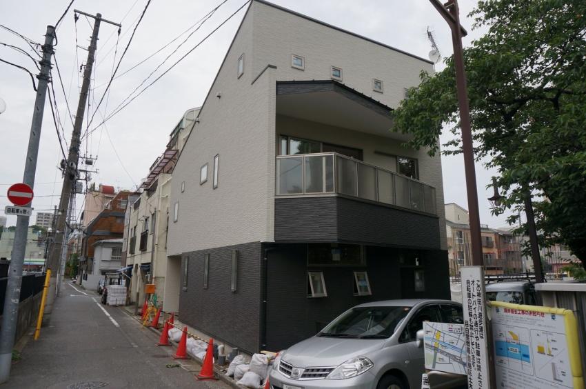 東京都豊島区高田 木造住宅